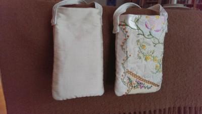 Taske A og B bagside
